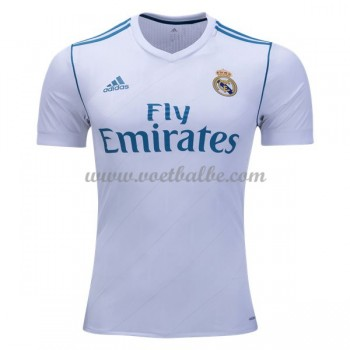 Voetbaltenue Real Madrid thuisshirt 2017-18
